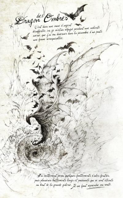 Page 3 Black'Mor chronicles - cycle I ; sur la piste des dragons oubliés