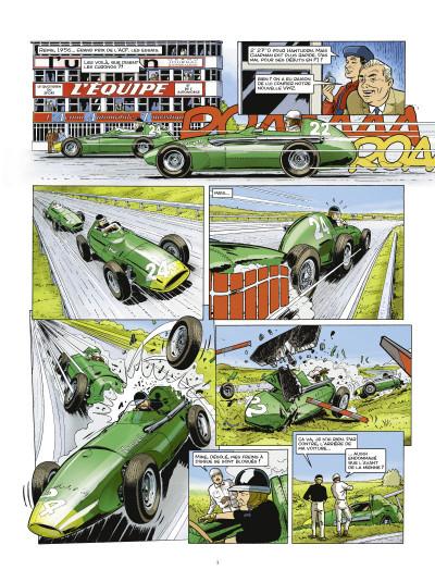 Page 1 Chapman tome 1 - les premières victoires