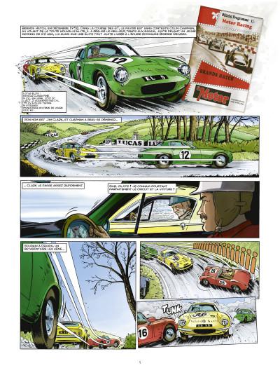 Page 3 Chapman tome 1 - les premières victoires