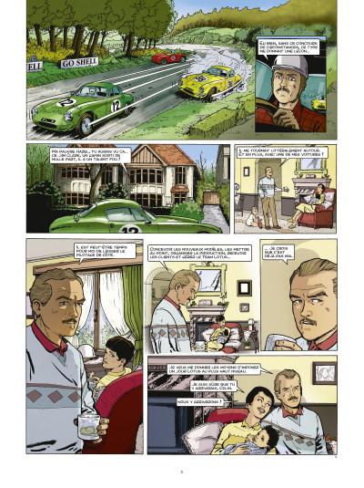 Page 4 Chapman tome 1 - les premières victoires