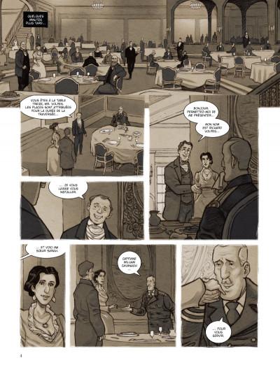 Page 2 special branch tome 2 - la course du Léviathan