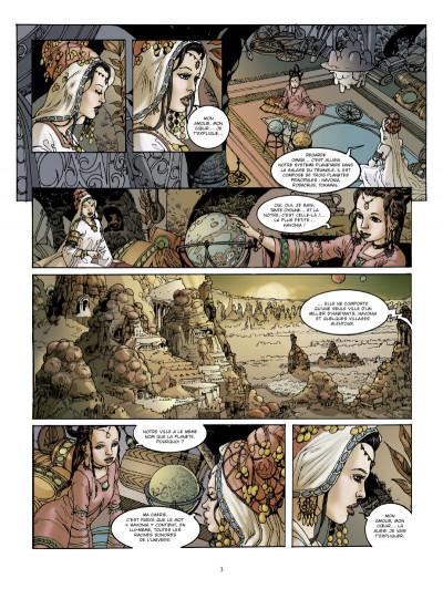 Page 1 yttrium tome 1 - les chants cosmiques