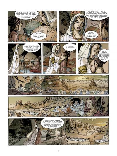 Page 2 yttrium tome 1 - les chants cosmiques