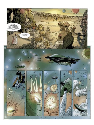 Page 4 yttrium tome 1 - les chants cosmiques