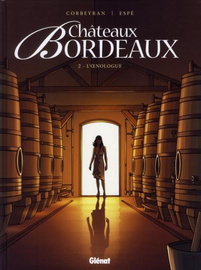 Couverture Châteaux Bordeaux tome 2