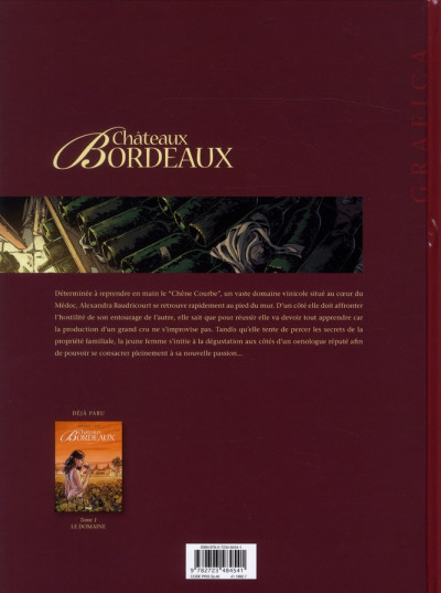 Dos Châteaux Bordeaux tome 2