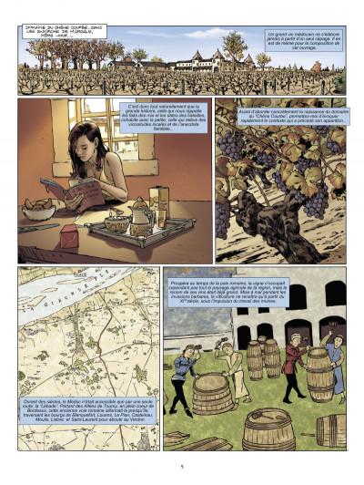 Page 3 Châteaux Bordeaux tome 2