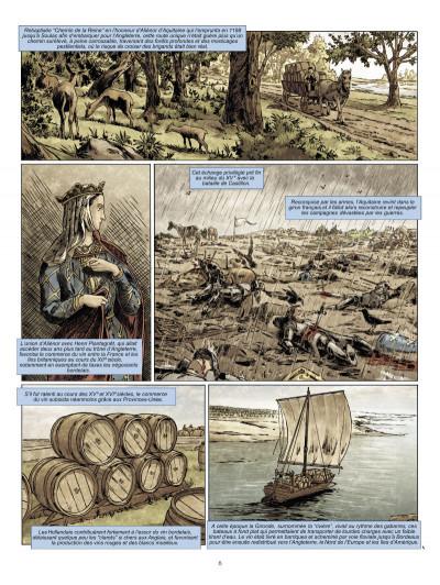 Page 4 Châteaux Bordeaux tome 2