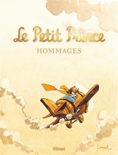 Couverture Le petit prince - hommages