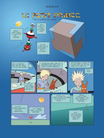 Page 1 Le petit prince - hommages