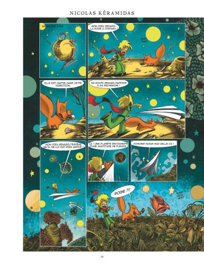 Page 2 Le petit prince - hommages