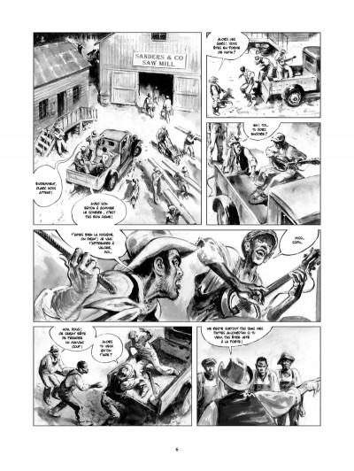Page 4 plus fort que la haine