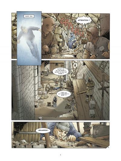 Page 1 voyageur ; omega + coffret vide