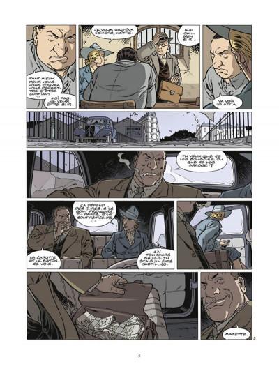 Page 5 Il était une fois en France tome 6