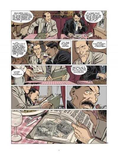 Page 7 Il était une fois en France tome 6