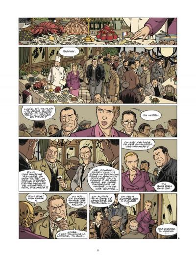 Page 8 Il était une fois en France tome 6