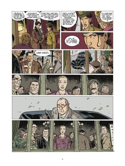 Page 9 Il était une fois en France tome 6
