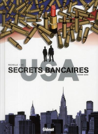 Couverture Secrets bancaires USA tome 3