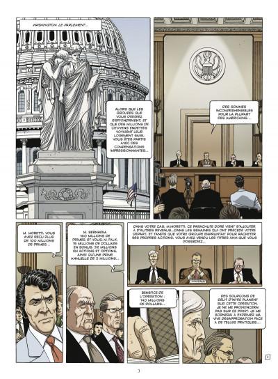 Page 1 Secrets bancaires USA tome 3
