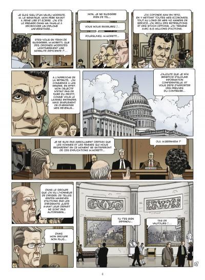 Page 2 Secrets bancaires USA tome 3
