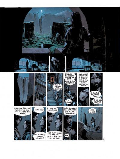 Page 3 Le troisième testament - Julius tome 2