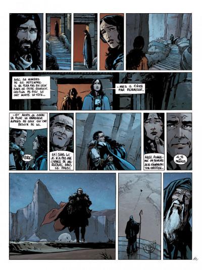 Page 4 Le troisième testament - Julius tome 2