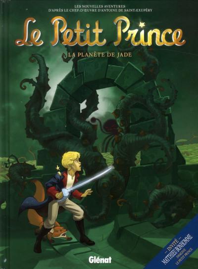 image de le petit prince tome 4 - la planète de Jade