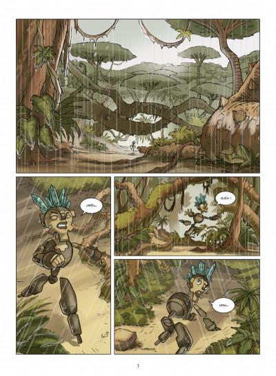 Page 1 le petit prince tome 4 - la planète de Jade