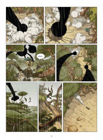 Page 2 le petit prince tome 4 - la planète de Jade