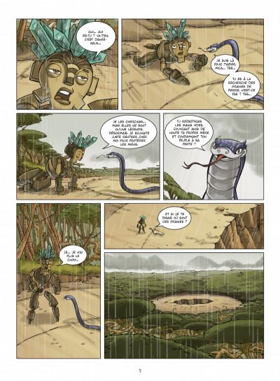 Page 3 le petit prince tome 4 - la planète de Jade