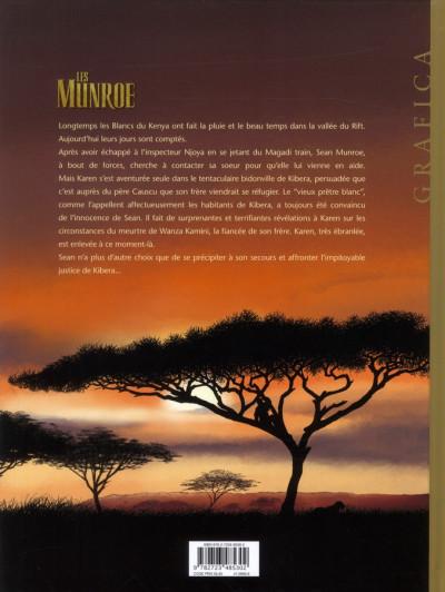 Dos les Munroe tome 3 - les larmes de Kibera