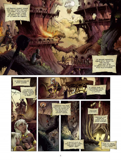 Page 2 Trois peuples tome 1