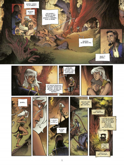 Page 3 Trois peuples tome 1