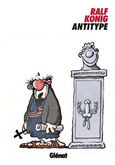 Couverture antitype