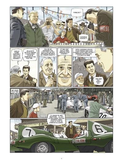 Page 2 trajectoires tome 1 - deux tours d'horloge