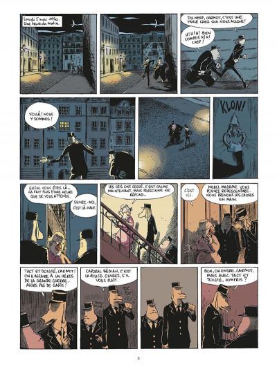 Page 6 les dossiers de la cellule Prométhée tome 1 - l'escouade 126