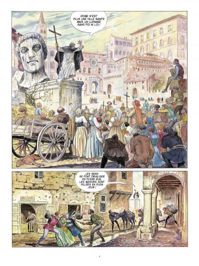 Page 2 Borgia ; intégrale luxe