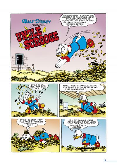 Page 1 la dynastie Donald Duck ; INTEGRALE VOL.5 ; 1954-1955 ; les Rapetou dans les choux ! et autres histoires
