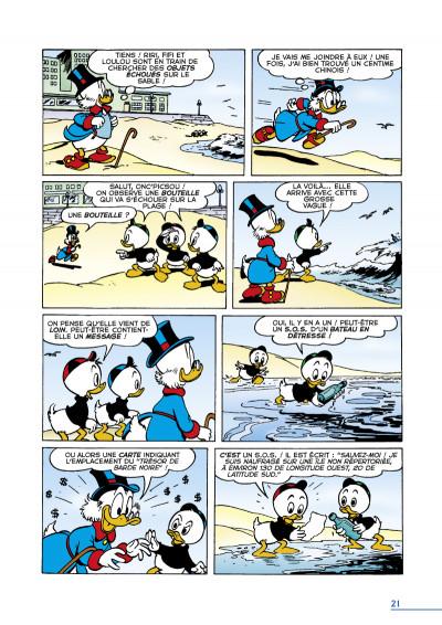 Page 3 la dynastie Donald Duck ; INTEGRALE VOL.5 ; 1954-1955 ; les Rapetou dans les choux ! et autres histoires