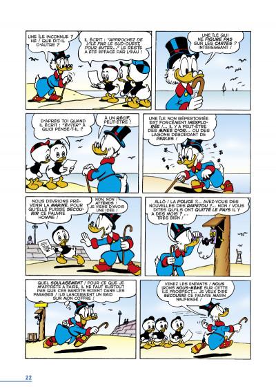 Page 4 la dynastie Donald Duck ; INTEGRALE VOL.5 ; 1954-1955 ; les Rapetou dans les choux ! et autres histoires