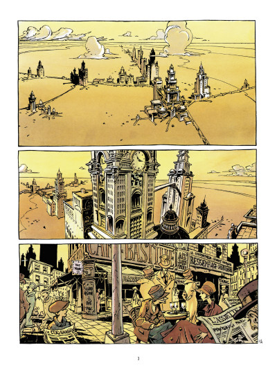 Page 1 le pont dans la vase ; intégrale