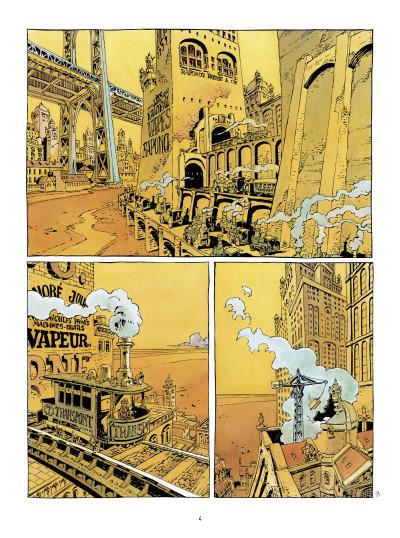 Page 2 le pont dans la vase ; intégrale