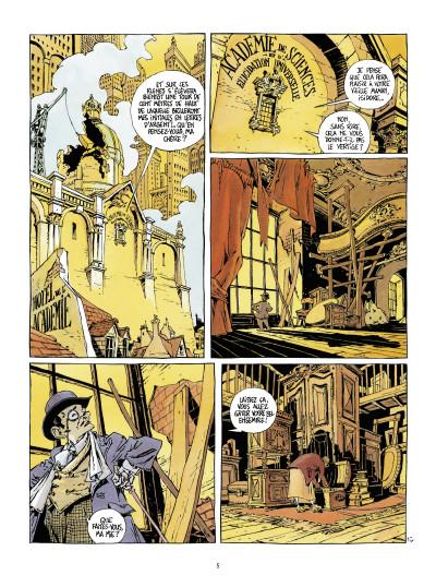 Page 3 le pont dans la vase ; intégrale
