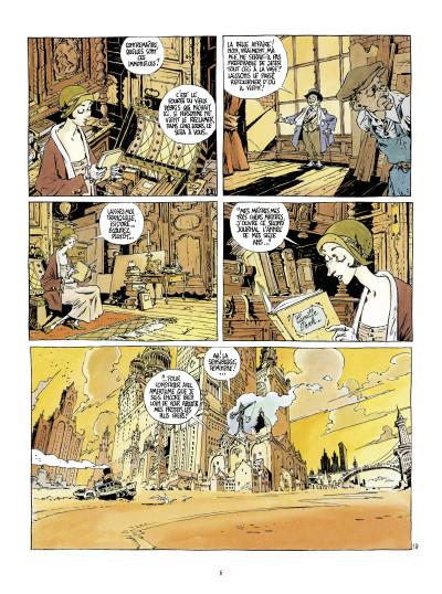 Page 4 le pont dans la vase ; intégrale