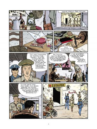 Page 1 Max Fridman - intégrale - tome 3 à tome 5