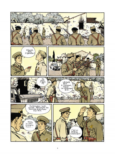 Page 2 Max Fridman - intégrale - tome 3 à tome 5