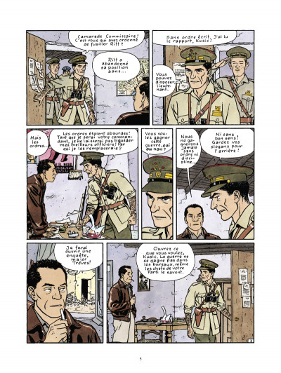 Page 3 Max Fridman - intégrale - tome 3 à tome 5