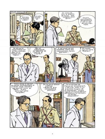 Page 4 Max Fridman - intégrale - tome 3 à tome 5