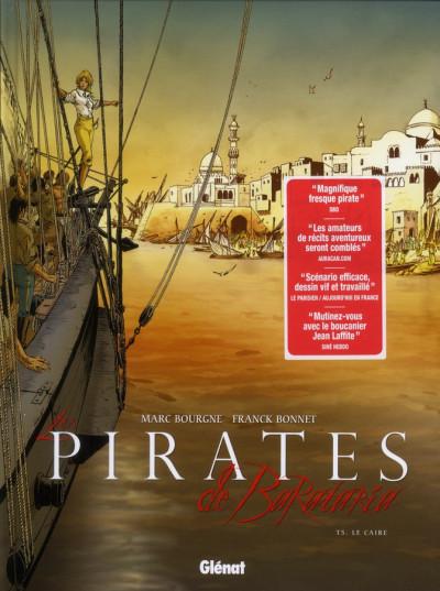 Couverture Les pirates de Barataria tome 5