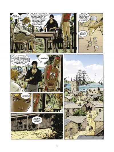 Page 3 Les pirates de Barataria tome 5